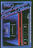 1980 Ford Sound Systems & Electronic Options Catalog all cars & trucks