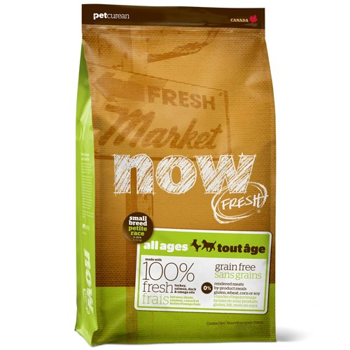 Now! 152313 Fresh Grain Free Small Breed Adult Dog Food, 25-Pound Bag