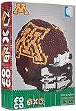 FOCO NCAA Mini BRXLZ 3D Helmet Building Blocks Set
