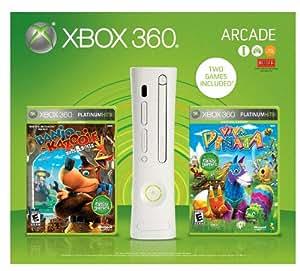 Xbox 360 Arcade Spring 2010 Bundle