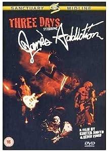 Three Days Starring Jane's Addiction [DVD]
