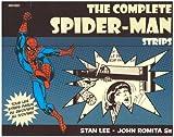 echange, troc Stan Lee, John Sr Romita - The Complete Spider-Man Strips, Tome 2 : 29/01/1979 - 11/01/1981
