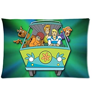 Amazon Com Scooby Doo Without Buttons Queen Size Custom