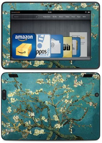 "Kindle Fire HDX 7"" Decal/Skin Kit, Blossoming Almond Tree, Van Gogh from Electronic-Readers.com"