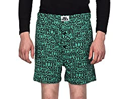 Nuteez Stronger At Night Men Boxers
