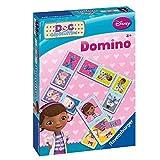 Disney Doctora Juguetes - Ni�os Juego del domin� - 28 tarjetas Doc McStuffins