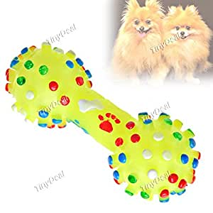 Fashionable Squeaky Dog Toy Dog Bite Toy Pet Toy Dog Rubber Bone Toy for Pets IPA-113301