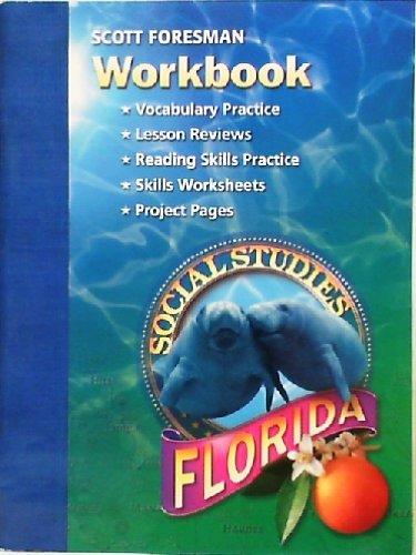 Workbook, Social Studies, Florida