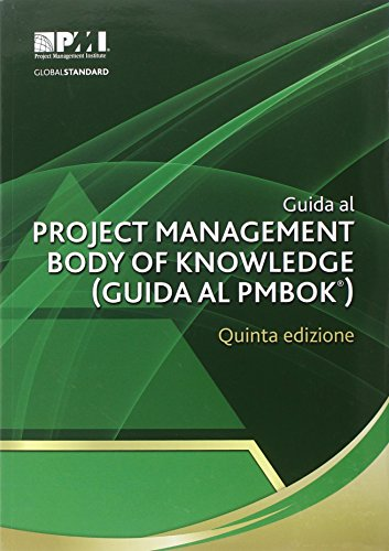 Guida Al Project Management Body of Knowledge PDF