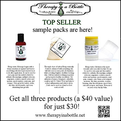 Hemp-Tastic Top Seller Sampler Pack (1)