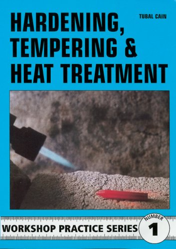 Hardening, Tempering and Heat Treatment (Workshop Practice) - Trans-Atlantic Publications, Inc. - 0852428375 - ISBN:0852428375