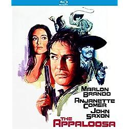 The Appaloosa [Blu-ray]