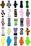 juDanzy brand Toddler & Youth baby boy and girl Leg warmers