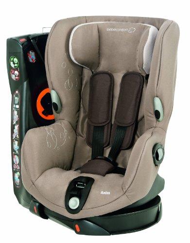 Bébé Confort 86088950 Axiss Seggiolino auto, gruppo 1 (9-18 kg), Walnut Brown