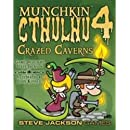 Munchkin Cthulhu 4 Crazed Caverns