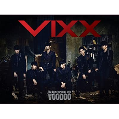 VIXX THE FIRST SPECIAL DVD 「VOODOO」 (日本盤/豪華写真集&初回プレス限定 オリジナル特典付き)をAmazonでゲット★