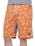 (マナスタッシュ)Manastash ショートパンツ「バケーションショーツ VACATION SHORTS」7146013 オレンジ (44)