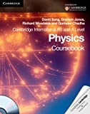 img - for Cambridge International AS Level and A Level Physics Coursebook with CD-ROM (Cambridge International Examinations) book / textbook / text book