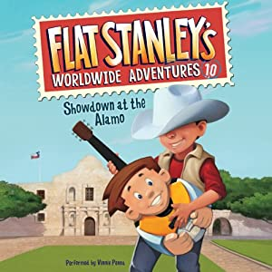 Showdown at the Alamo: Flat Stanley's Worldwide Adventures #10 | [Jeff Brown]