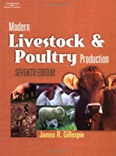 Modern Livestock & Poultry Production by Gillespie