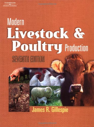 Modern Livestock and Poultry Production, 8th Edition