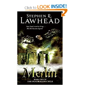 Merlin (The Pendragon Cycle , Book 2) by