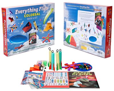 Everything Flies Colossal Book & Kit - 1