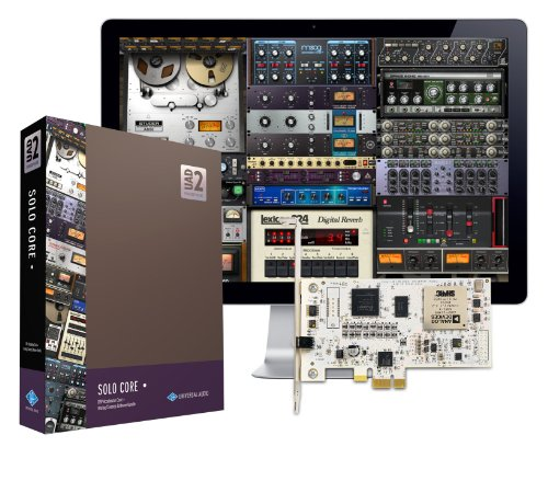 universal audio uad 2 solo core pcie dsp accelerator package instruments sale. Black Bedroom Furniture Sets. Home Design Ideas