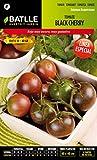 Tomate Black Cherry Tomate tipo cocktail (cherry) muy productivo. Son frutos son color rojo muy oscuro, muy sabrosos y con un tamaño de 30-40 gr. Forma de cultivo:Se trasplanta cuando la planta tiene 3-4 hojas a un marco de 40 x 80 cm. La ...