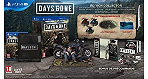 DAYS GONE COLLECTOR EDITION PS4 (EUROPEAN VERSION)