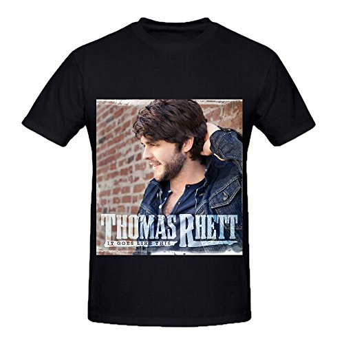 thomas-rhett-it-goes-like-this-tour-electronica-men-o-neck-printed-t-shirts