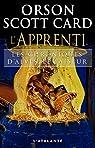 Les Chroniques d'Alvin le Faiseur, tome 3 : L'Apprenti par Card