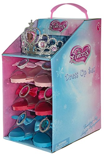 set-of-3-childrens-dressing-up-play-shoes-with-sparkling-princess-tiara