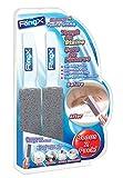 Spark Innovators Ring X-Pumice Stoner Toilet Cleaner, Gray/White