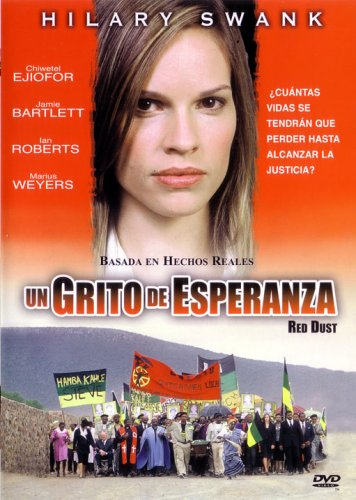 Red Dust (Un Grito de Esperanza) [NTSC/REGION 1 & 4 DVD. Import-Latin America] (English/Spanish subtitles)