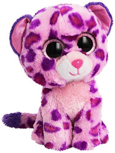 TY Beanie Boo Plush - Pink Leopard Glamour by Ty - 1