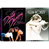 Patrick Swayze 2 DVDs: Dirty Dancing (20th Anniversary Edition) & Ghost (Special Collector's Edition)
