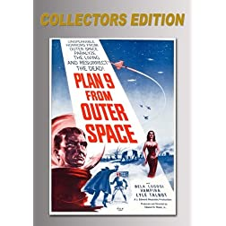 Plan 9 From Outer Space: Collector's Edition
