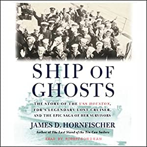 Ship of Ghosts Audiobook
