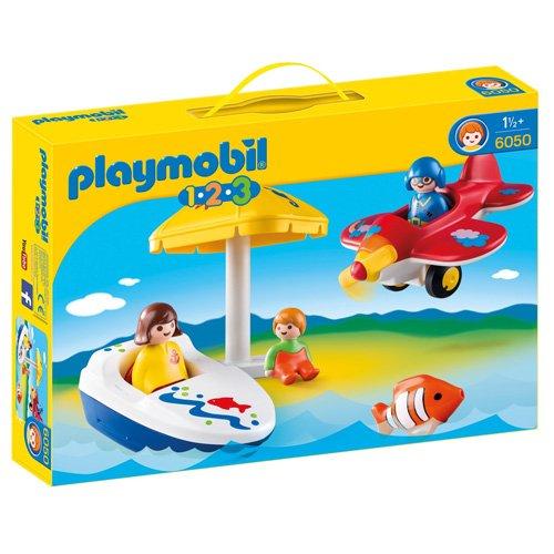 Playmobil - Juego Diversión en vacaciones (60500)