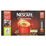 Nescafe Original 200 One Cup Stick Sachets