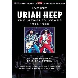 Inside Uriah Heep 1976-1980