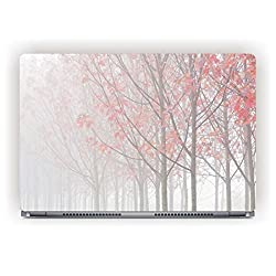 Posterboy The Fog Laptop Skin (Multicolor)