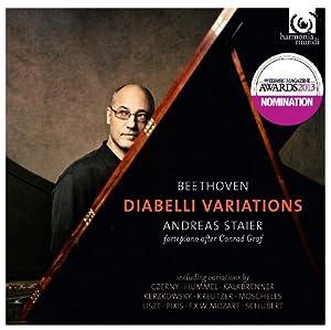 Variations diabelli. diabelli par czerny, hummel, kalkbrenner etc.