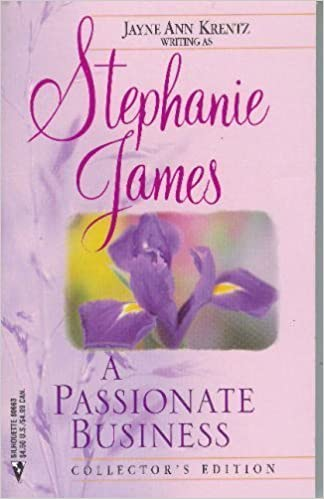 A Passionate Business by Stephanie James