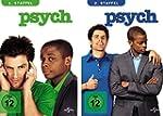 Psych - Die komplette 1. + 2. Staffel...