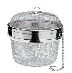 Kuchenprofi Stainless Steel 4-Inch Herb/Spice Ball