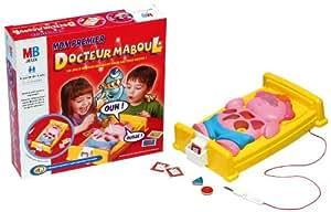 Hasbro - MB Jeux - 474838011 - Jeu d'action et de réflexe - Mon Premier Docteur Maboul