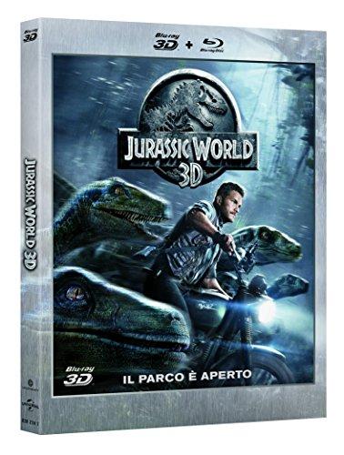 Jurassic World(2D+3D) [3D Blu-ray] [IT Import]