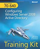 img - for MCTS Self-Paced Training Kit (Exam 70-640): Configuring Windows Server 2008 Active Directory book / textbook / text book